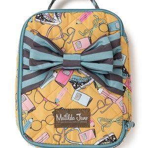 NWT Matilda Jane MAKE THE GRADE Backpack NIB